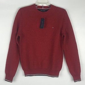 New  Tommy Hilfiger Sweater 100% Cotton   NWT
